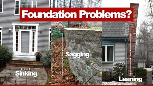 foundation problems