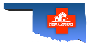 House Doctor Foundation Repair Logo